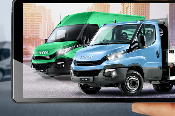 Iveco Daily в лизинг